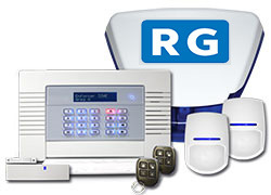 RG Intruder Alarms Edinburgh
